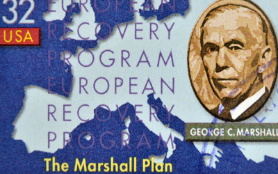 The day after tomorrow requires a modern Marshall Plan
